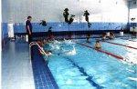 Секции по плаванию, в том числе и синхронному